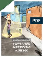 Manual de Protección de Personas en Riesgo 2015
