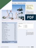 Adiabatic Coefficient of gases