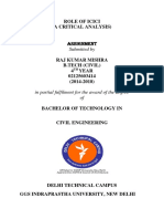 Role of Icici