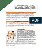 Guía de Aprendizaje 4-5años