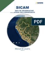 Manual Sicam v 1