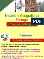 Definição História Geografia
