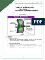 Informe 5 Convertidor de Par Estandar.