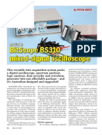 SiliconChipReview BitScope BS310