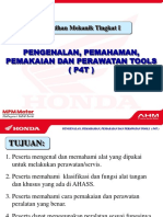 Honda - Peralatan (Tool).ppt