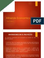 Costos de Un Proyecto Minero