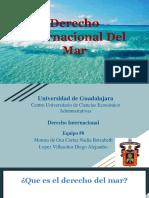 Derecho Internacional Del Mar