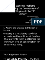 Lecture 5-Basic Economic Problems Confronting the Development of The