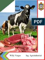 Almacenamiento y Refrigeración de La Carne