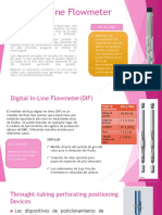 In Line Flowmeter CAPI