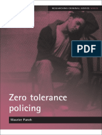 Maurice Punch Zero tolerance policing Researching Criminal Justice.pdf