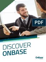 OnBase Product Brochure 1134