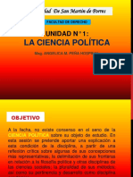 USMP Ciencias Politicas. SESION 1
