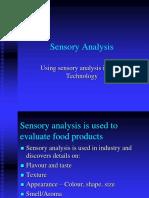 3a.sensory Analysis