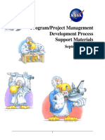 NASA - Program Project Management Development Process (Pmdp) Handbook