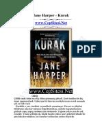 Jane Harper - Kurak - CepSitesi.net