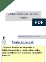 94313992 Cuidados Basicos Del Paciente HIGIENE