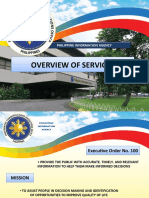 Philippine Information Agency Services