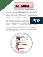 Las Bibliotecas Escolares Constituyen Un Elemento Indispensable Del Proceso Educativo