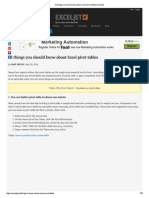 23 Things You Should Know About Excel Pivot Tables - Exceljet