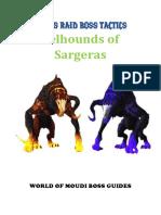 Felhounds of Sargeras Tactics - Patreon Member