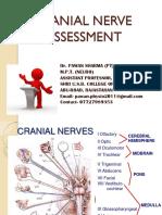 cranialnerveassessmentfinal-140501113414-phpapp01