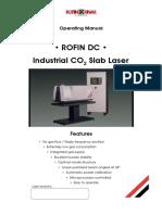 Brochure Rofin DC 020