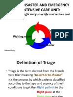 1 - Triage
