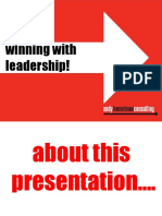 Winning With Leadership 19083