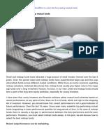 Advisorkhoj DSP BlackRock Mutual Fund Article