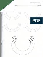 grafomotricidad curvas