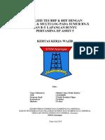 Analisis Tes Bhp and Bht Dengan Spartek