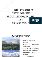 Ladakh Ecological Development Group(Ledeg) Hostel, Leh