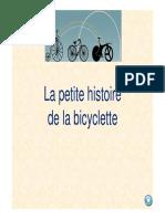 Petite Histoire Du Velo