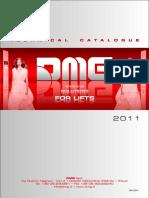 Dmg 2011 Technical-catalogue