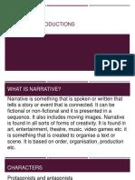 Narrative Productions