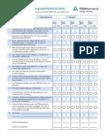 Checkliste Fuer Aufzugswaerterkontrollen (1)