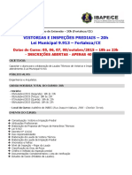 Folder Curso de Vistorias e Inspeções Prediais - 20h - Inbec Ce-i