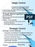 Strategic Control.ppt
