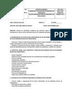 Institución Educativa José María Córdoba Evaluacion de Aprendizajes