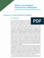 Bosque y Gutiérrez-Rexach - Fundamentos de sintaxis formal - Cap 3, sección 3.1