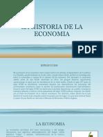 La Historia de La Economia