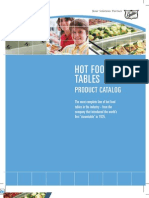 Duke Hot Food Table Catalog Web