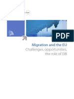 Migration and the EU - Challenges, Opportunities, The Role of EIB