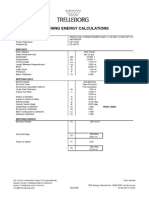 GTP Berthing Energy and Moored Vessel Calculations