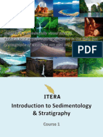 Course 1 - Introduction to Sedimentology & Stratigraphy
