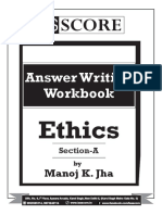 Paper - 4 Section - A Work Book