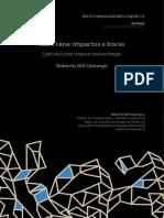 CAMARGO Luz e Cena_impactos e Trocas 2015
