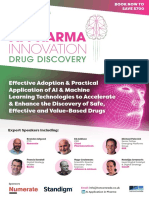 Hanson Wade 9611 AI PI Drug Discovery Summit 2018 Brochure