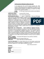 Orden de Sancion Nueva Con La 1268